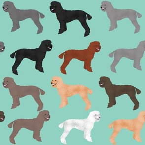 poodles cute standard poodle dog fabric poodle design poodles sweet dog fabric