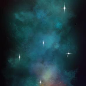 Galaxy - 3yds
