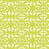 BELARUS PARTY PRINT Chartreuse