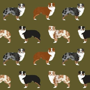 aussie dog cute australian shepherd dogs cute dog fabric red merle blue merle aussies black and tan aussie dog cute dog design