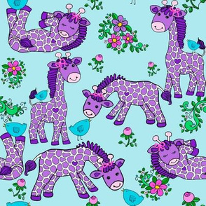 Giraffe_Purple_Teal_Cartoon_Girl_Baby-SM