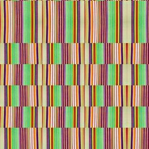 Fresh Summer Stripes