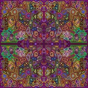 Mosaic Effect - Mirrored