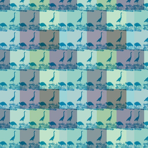 """Egrets on Florida Beach"""