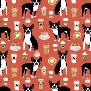 boston terrier dogs fabric cute coffee fabrics best boston terriers dog cute dog fabric