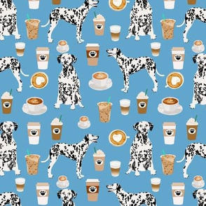 dalmatians dog coffee fabric cute dogs and coffee print dogs and coffee pattern print design cute dalmatians dog