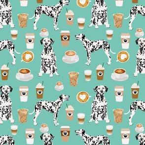 dalmatians cute mint coffee fabric best dalmatian dog print fabric dalmatian fabrics cute mint coffee design