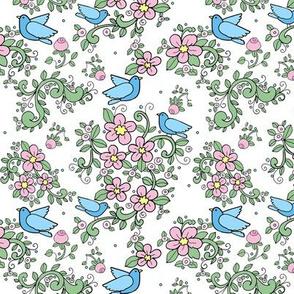TK_Floral_Birds_-Black_PASTEL_PINK_Floral_BLUE_BIRDS