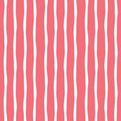 Beach Stripe Rouge