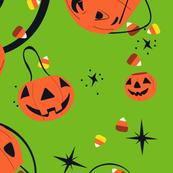 Halloween Magic Lg Scale-Green