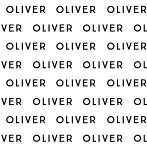 Oliver Fabric