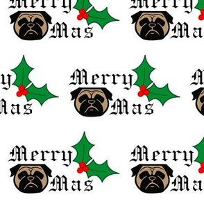 Merry Pug- mas