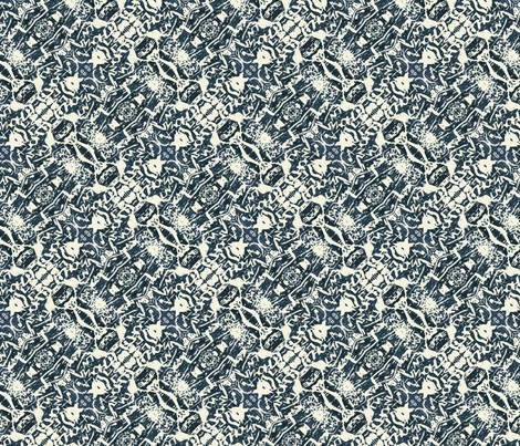 Graffiti diagonal fabric by lfntextiles on Spoonflower - custom fabric