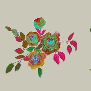 Boho Rose (a)