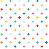 rainbow crosses XL