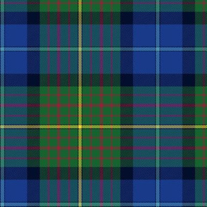 California state official tartan