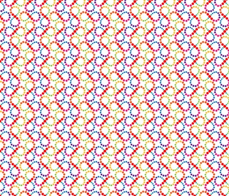 Autism infinity spectrum fabric by designedbygeeks on Spoonflower - custom fabric