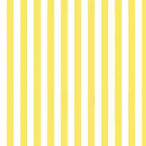 Yellow Vertical Stripes