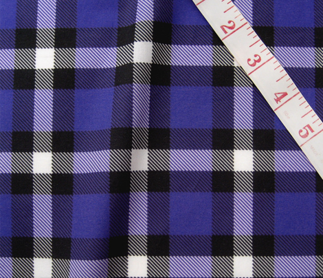 Dark purple classic Lumberjack (before grunge) by Su_G