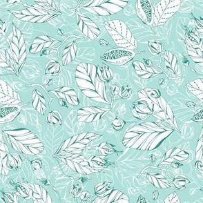 Azure leafs