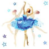 Ballet blue