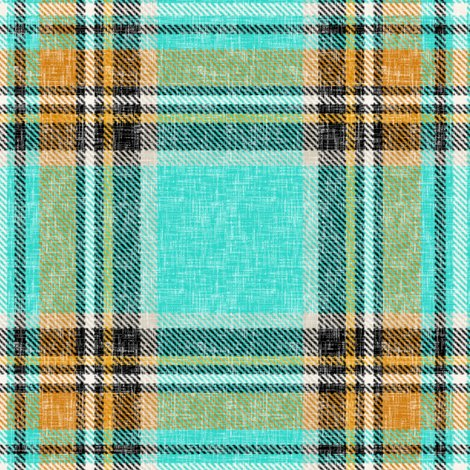 Rrrrrrrworn5reversed-_30pc-60opaquestewart_plaid-in-mustard_orange_turquoise_6x6_shop_preview