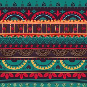 Boho Bohemian Mexican Style