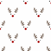 the red nosed rudolph - large