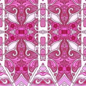 1910 Nouveau Bubblegum Pink