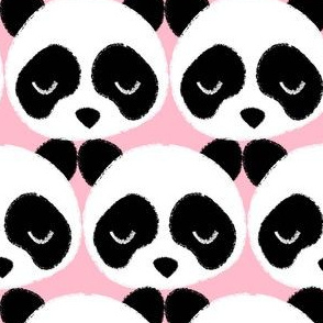 Panda Face Blush