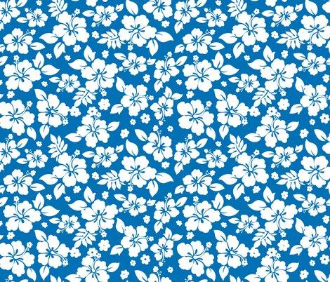 Rrhawaiian_flora_hibiscus_pattern_blue-01_shop_preview