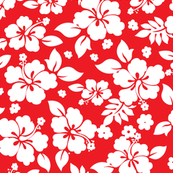 Hawaiian_Flora_Hibiscus_Pattern_Red-01
