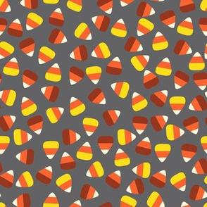 Candy Corn Coordinate-Gray