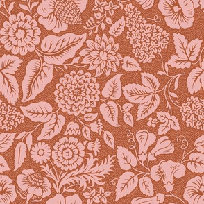 Rococo Flowers 1d