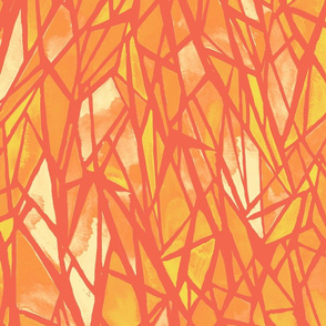 geometric - wildfire