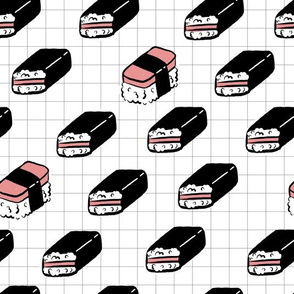 spam musubi grid