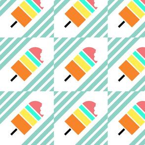 Icecream lollypop