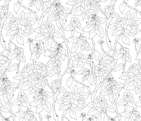 Gardenia_kumquat_black_white_150_spoon_shop_preview