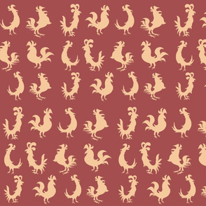 ROOSTERS-AUTUMN