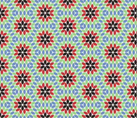 05710282 : R6R lens 4 : seeds of the fifties fabric by sef on Spoonflower - custom fabric
