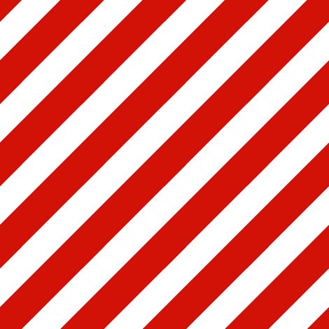 red and white candy stripes red diagonal stripe xmas ...