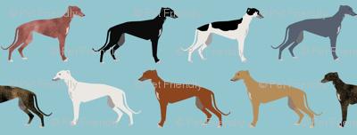 greyhounds fabric cute dog breed dog coats colors fabric cute greyhound fabric