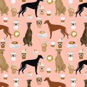 greyhounds fabric cute peach blush fabric cute coffee latte fabrics cute coffee fabric best latte fabrics
