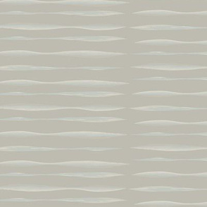 Watercolor Neutral Water || Abstract Wave Stripe Gray grey white taupe sky blue olive green _ Miss Chiff Designs