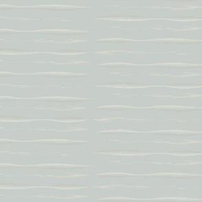 Watercolor Stripe Blue