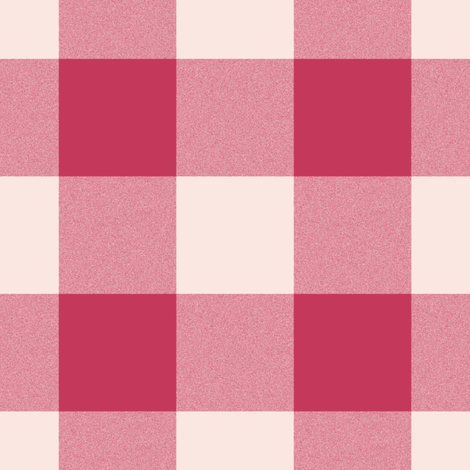 Windswept and Arabesque Gingham Flannel  fabric by peacoquettedesigns on Spoonflower - custom fabric