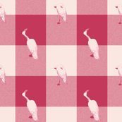 Rwindswept_and_arabesque_gingham_flamingo_flannel____peacoquette_designs___copyright_2016_shop_thumb