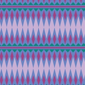 Tribal Band Blue Violet