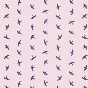 Swallows_Halfdrop_DustyLilacRose