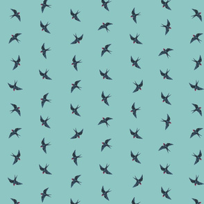 SwallowsDark_Halfdrop_DuckEgg